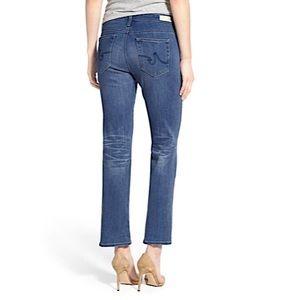 AG 'Adriano Goldschmied Jodi Crop Slim Jeans 25
